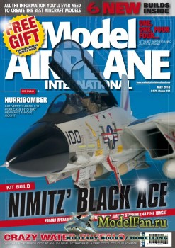Model Airplane International №154 (May 2018)