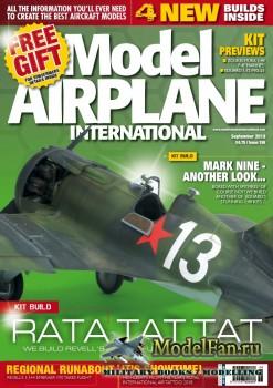 Model Airplane International №158 (September 2018)