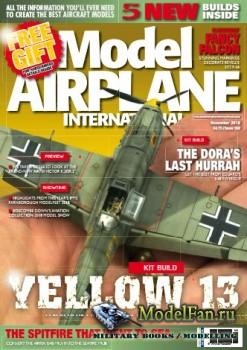 Model Airplane International №160 (November 2018)