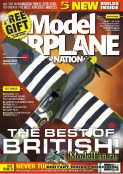 Model Airplane International №163 (February 2019)