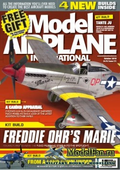 Model Airplane International №171 (October 2019)