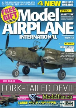Model Airplane International №172 (November 2019)