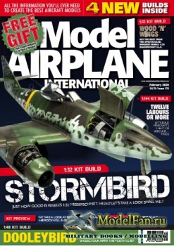 Model Airplane International №175 (February 2020)