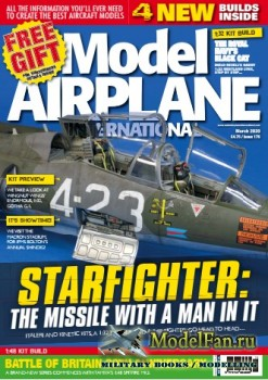 Model Airplane International №176 (March 2020)