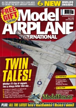 Model Airplane International №177 (April 2020)