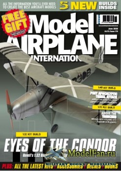 Model Airplane International №179 (June 2020)