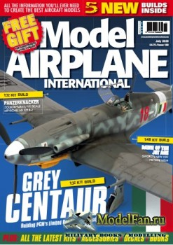 Model Airplane International №180 (July 2020)