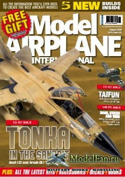Model Airplane International №181 (August 2020)