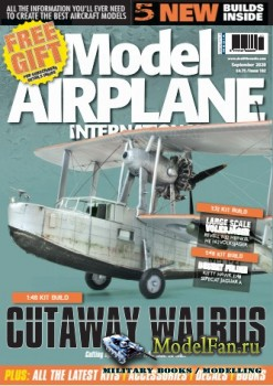 Model Airplane International №182 (September 2020)