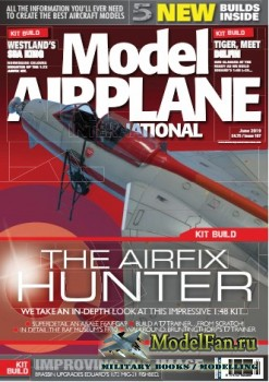 Model Airplane International №167 (June 2019)