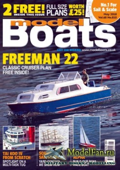 Model Boats (May 2018)