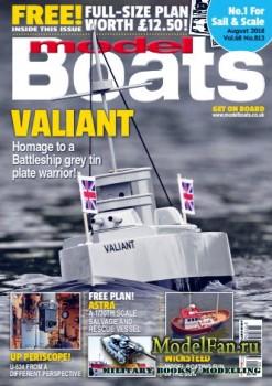 Model Boats (August 2018)