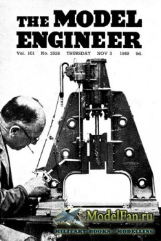 Model Engineer Vol.101 No.2528 (3 November 1949)
