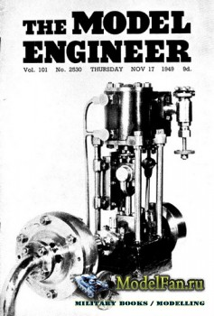 Model Engineer Vol.101 No.2530 (17 November 1949)