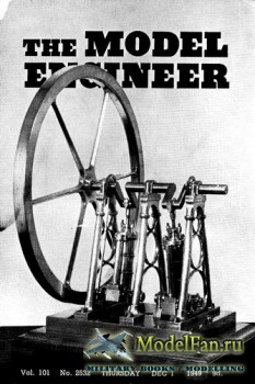 Model Engineer Vol.101 No.2532 (1 December 1949)