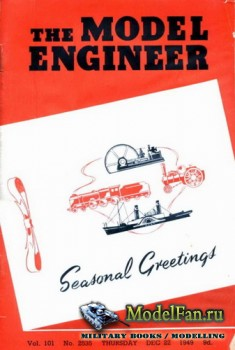 Model Engineer Vol.101 No.2535 (22 December 1949)