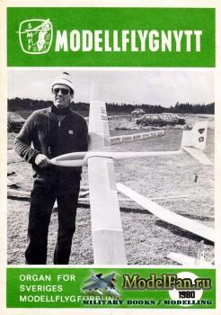 ModellFlyg Nytt №1 (1980)