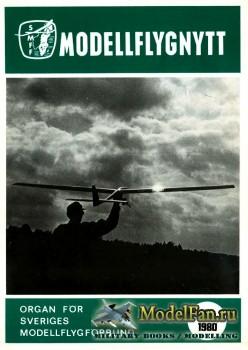 ModellFlyg Nytt №5 (1980)