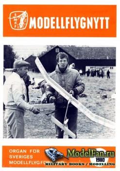 ModellFlyg Nytt №4 (1980)