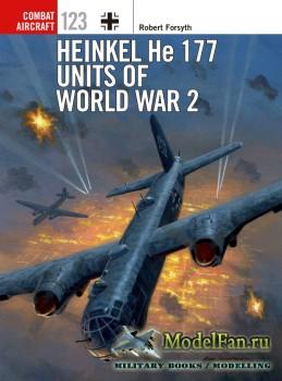 Osprey - Combat Aircraft 123 - Heinkel He 177 Units of World War 2