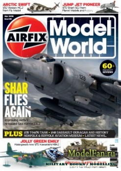 Airfix Model World - Issue 88 (March 2018)
