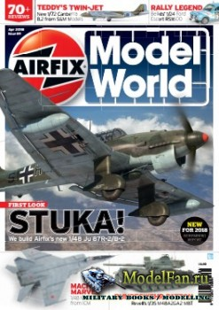 Airfix Model World - Issue 89 (April 2018)