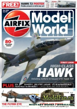 Airfix Model World - Issue 90 (May 2018)