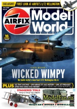 Airfix Model World - Issue 91 (June 2018)