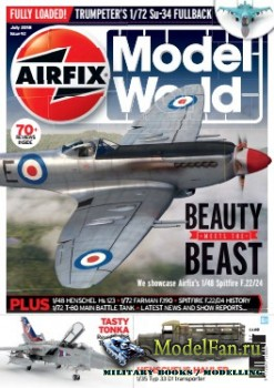 Airfix Model World - Issue 92 (July 2018)