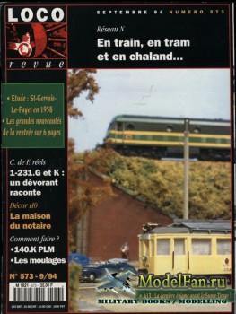 Loco-Revue №573 (September 1994)