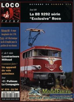 Loco-Revue №574 (October 1994)