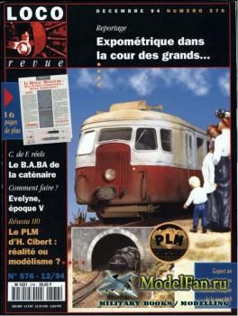 Loco-Revue №576 (December 1994)