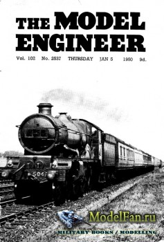 Model Engineer Vol.102 No.2537 (5 January 1950)