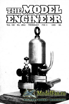 Model Engineer Vol.102 No.2542 (9 February 1950)