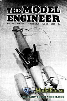 Model Engineer Vol.102 No.2543 (16 February 1950)