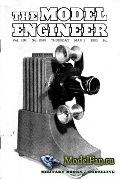 Model Engineer Vol.102 No.2545 (2 March 1950)