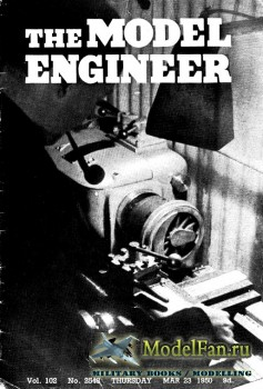 Model Engineer Vol.102 No.2548 (23 March 1950)