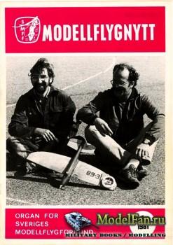ModellFlyg Nytt №4 (1981)