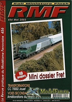 RMF Rail Miniature Flash 456 (May 2003)