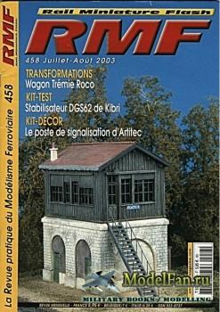 RMF Rail Miniature Flash 458 (July-August 2003)