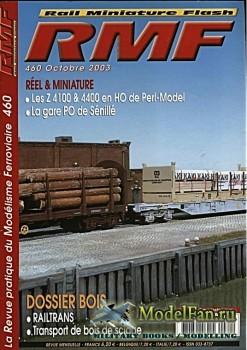 RMF Rail Miniature Flash 460 (October 2003)