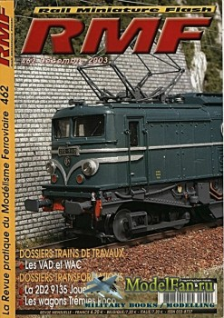 RMF Rail Miniature Flash 462 (December 2003)