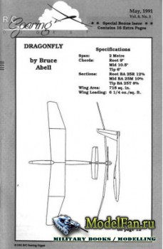 Radio Controlled Soaring Digest Vol.8 No.5 (May 1991)