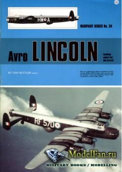 Warpaint №34 - Avro Lincoln