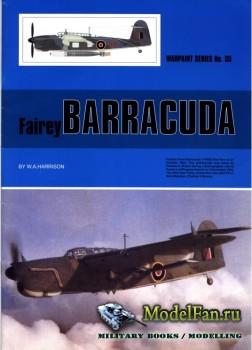 Warpaint №35 - Fairey Barracuda