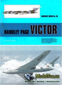Warpaint №36 - Handley Page Victor