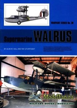 Warpaint №39 - Supermarine Walrus