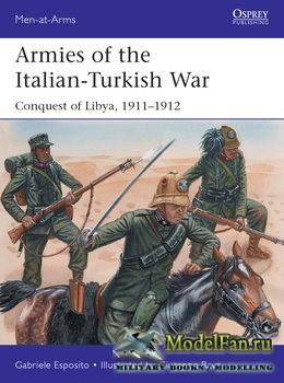 Osprey - Men-at-Arms 534 - Armies of the Italian-Turkish War