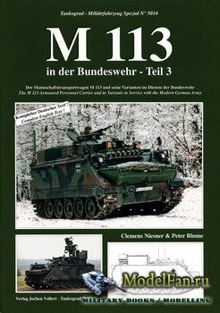 Tankograd №5034 - M113 in der Bundeswehr Teil 3
