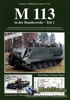 Tankograd №5032 - M113 in der Bundeswehr Teil 1